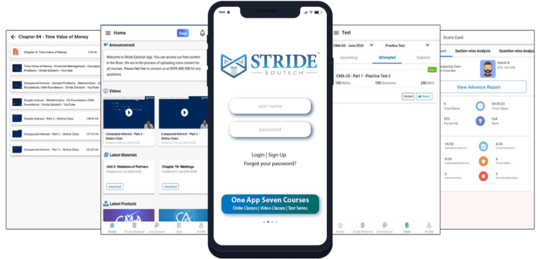 Home Page - Stride Edutech